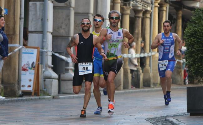 El casco histórico de Avilés será el eje de los recorridos del campeonato de España