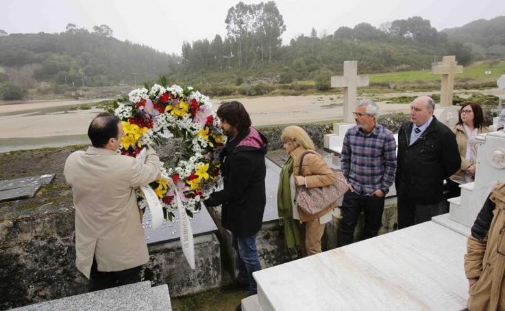 El Oriente asturiano homenajea a Celso Amieva