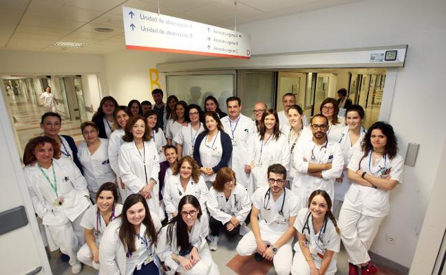 El HUCA atiende 4.500 urgencias más al año desde que abrió el nuevo hospital