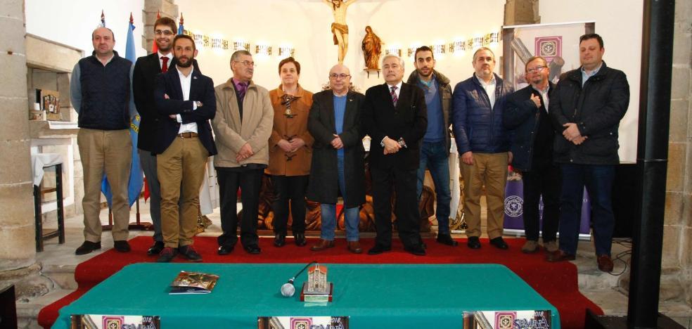 La Semana Santa homenajea este año a Jesusín de Galiana