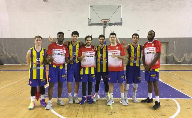 El Gijón Basket sigue al alza tras ganar al Rosalía