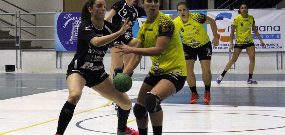 El Oviedo Femenino logra un triunfo de prestigio