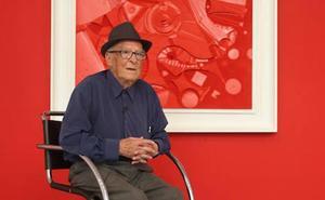 El artista Alejandro Mieres, en estado muy grave