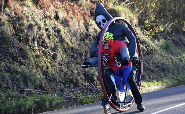 El Occidente asturiano celebra su carnaval