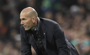 Zidane: «Lo que hablamos en el descanso se queda en el vestuario»