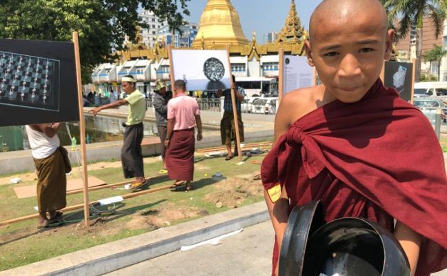 Reflexiones en Myanmar