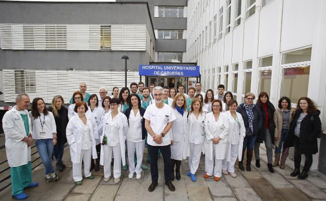 Cardiología ganará una segunda sala de hemodinámica con la ampliación de Cabueñes
