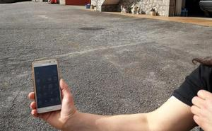 La zona rural de Carreño, harta de la «pésima cobertura» de internet