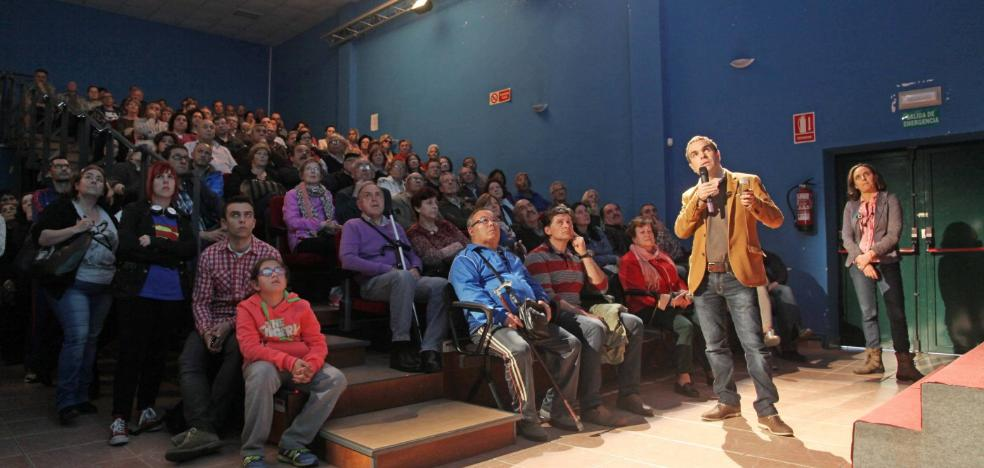 Presentación del proyecto de ampliación del teatro de El Llar