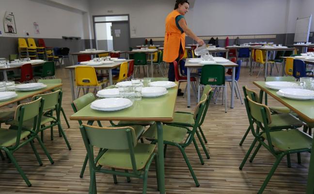 Emulsa pondrá en marcha la recogida orgánica en los comedores escolares