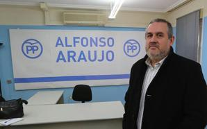 Alfonso Araujo pide que se suspenda el congreso local del PP de Avilés