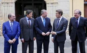Asturias, Castilla y León y Aragón piden un pacto de Estado por la energía