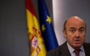 De Guindos asumirá la vicepresidencia del BCE tras la retirada del candidato irlandés