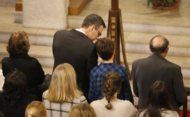 Último adiós a Sonia Rubiera, «la sonrisa de Gijón»