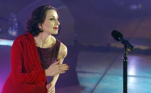 Luz Casal iniciará en Avilés su nueva gira