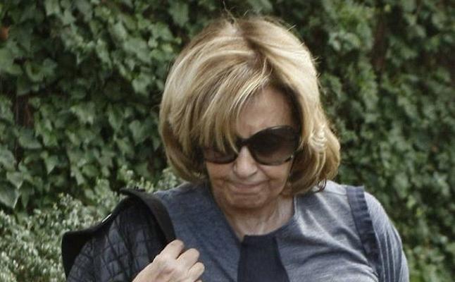 Empeora el estado de salud de María Teresa Campos