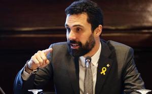 La Mesa sí abordará mañana la reforma de la ley para investir a Puigdemont a distancia