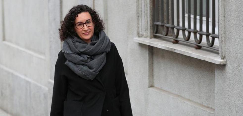 Marta Rovira declara como investigada ante el Supremo