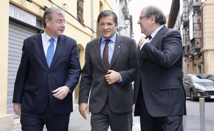 Cumbre de presidentes autonómicos en León