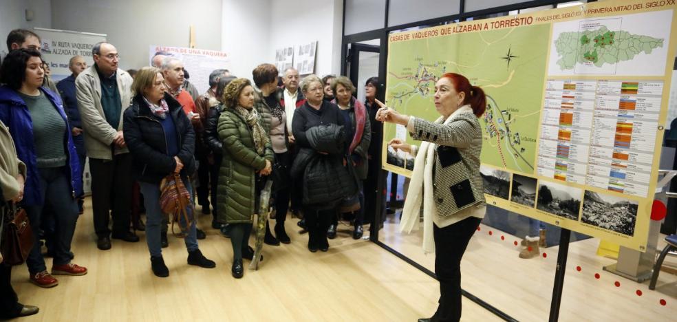 Llanera estrecha lazos con su pasado trashumante a través de una exposición