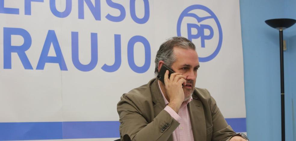Araujo pide parar el congreso al detectar en el censo a 87 militantes de fuera de Avilés