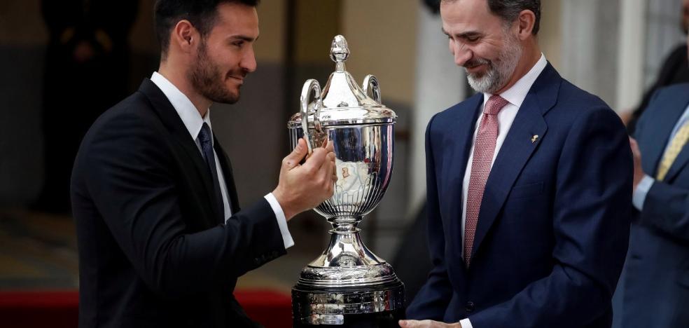 Saúl Craviotto: «El Premio es una motivación para ir a los Juegos de Tokio»