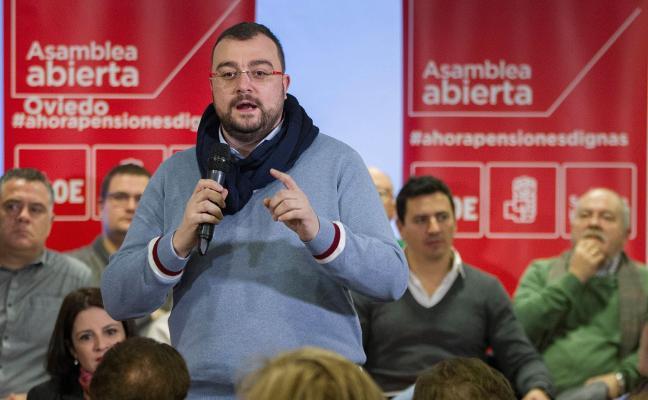 Adrián Barbón: «No nos dejemos confundir con el ruido creado para deteriorar el proyecto»