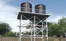 Una misionera española encuentra agua en Kenia tras once años de infructuosas perforaciones