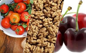 Siete alimentos ricos en melatonina, la hormona natural para dejar de engordar