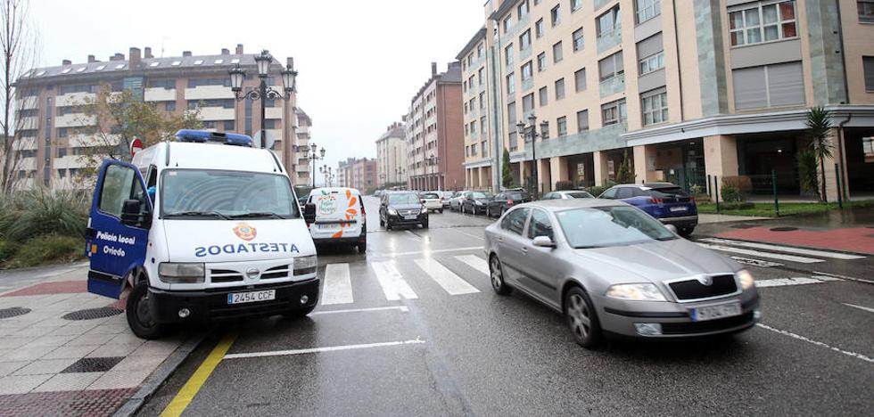 Fallece la mujer que fue atropellada en un paso de peatones en Oviedo