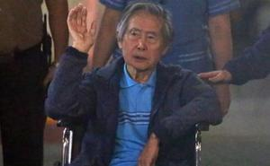 Un tribunal peruano ordena que Fujimori sea procesado por una matanza de 1992