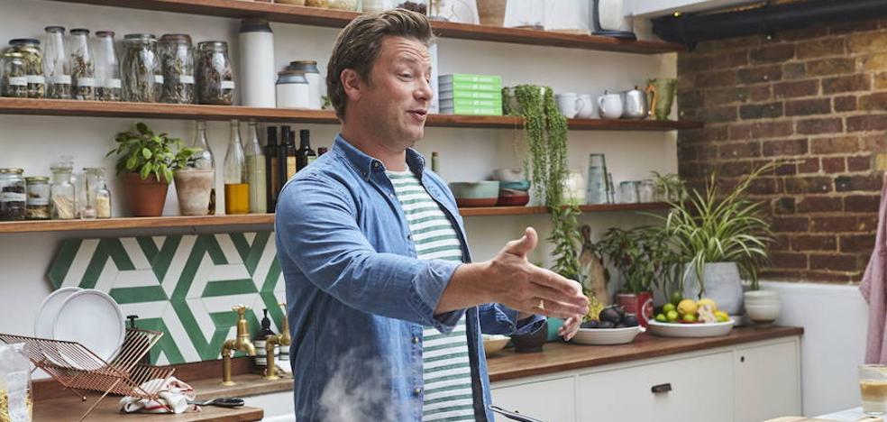 Jamie Oliver, en crisis financiera