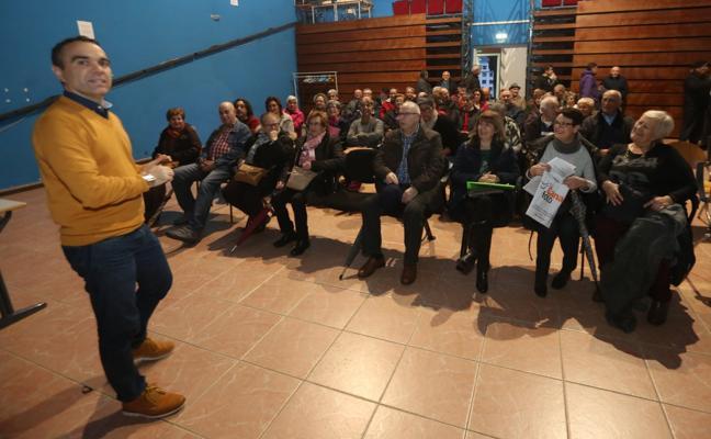El teatro El Llar ganará 350 metros cuadrados y duplicará su aforo actual