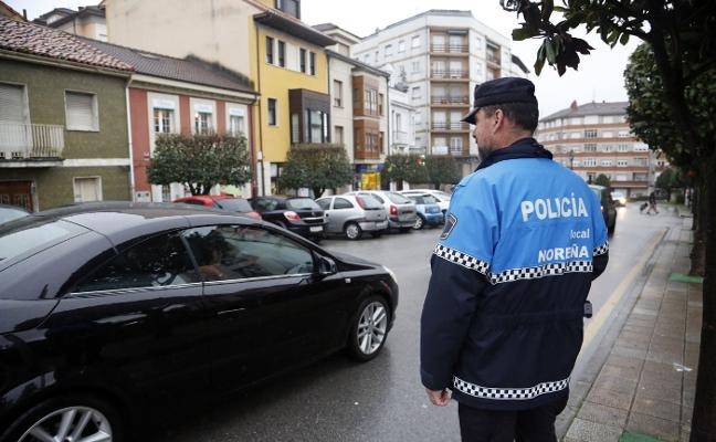 Noreña recuperará la gestión de las infracciones en materia de circulación