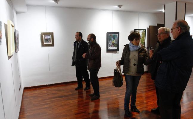 Muestra pictórica solidaria con San Nicolás