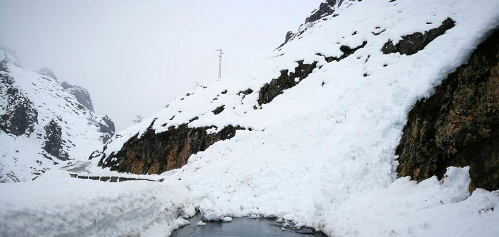 El Principado afirma que este será el «último invierno» sin viseras en Sotres