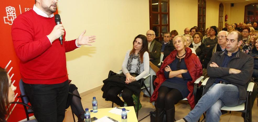 Adrián Barbón critica a los socialistas «convertidos en meros burócratas alejados de la realidad»