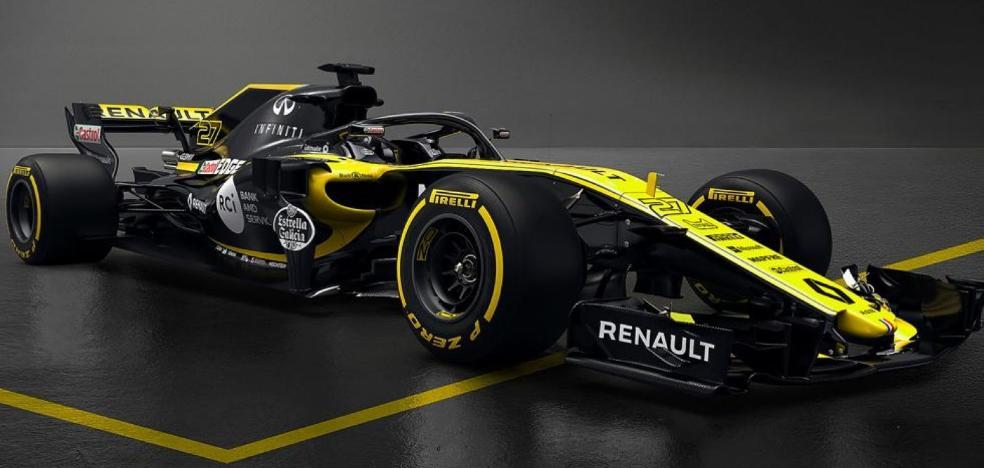 La nueva bala de Renault para Carlos Sainz