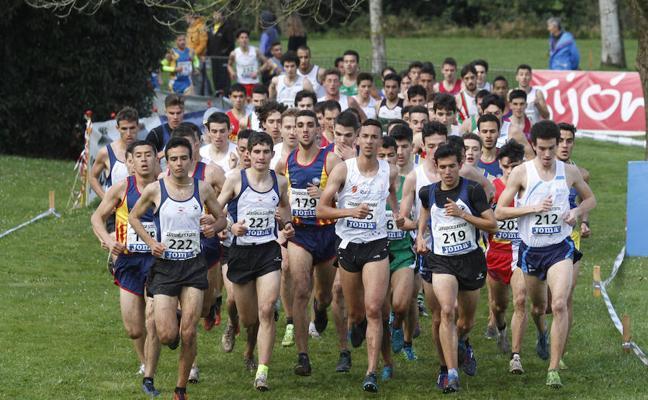 El Campeonato de España de clubes de cross reunirá en Gijón a 2.700 atletas