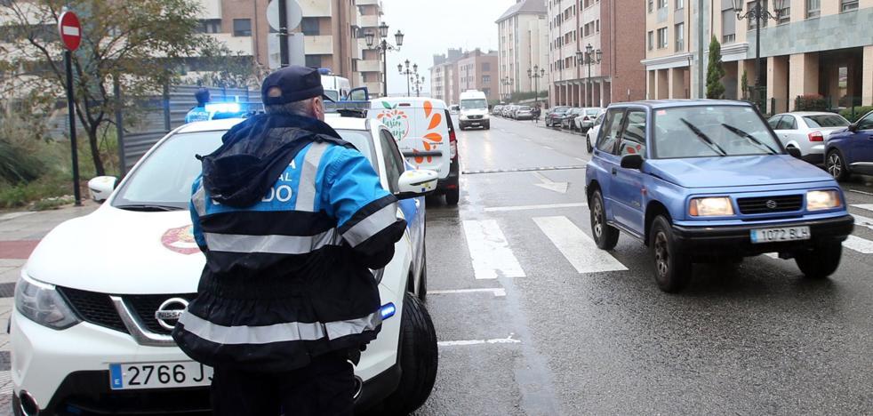 Fallece una mujer al sufrir un atropello cuando cruzaba una calle en Ciudad Naranco