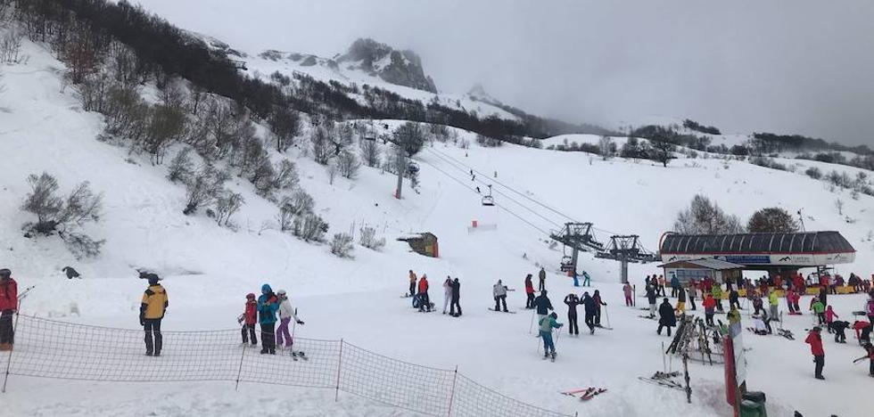 Fuentes de Invierno, la estación con más nieve de España