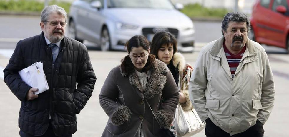 El jurado declara culpable de homicidio al parricida de Gijón