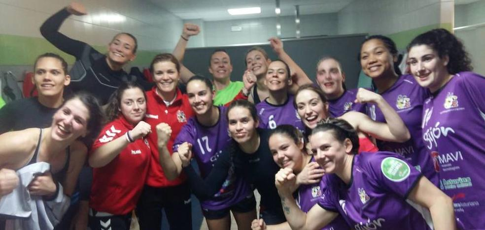 El Mavi NT La Calzada jugará la fase final de la Copa de la Reina