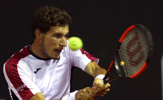 Pablo Carreño, en segunda ronda en el Abierto de Río