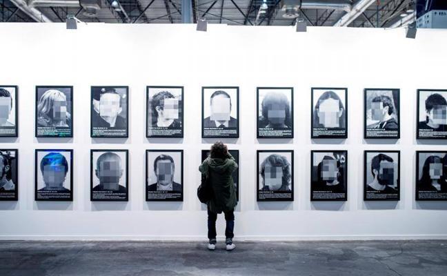 ARCO retira una obra que presenta a Oriol Junqueras como «preso político»