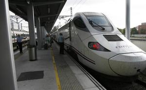 La línea Gijón-Barcelona pasa del millón de clientes