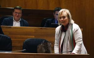 Mercedes Fernández: «Nosotros no estamos a favor de ninguna huelga»
