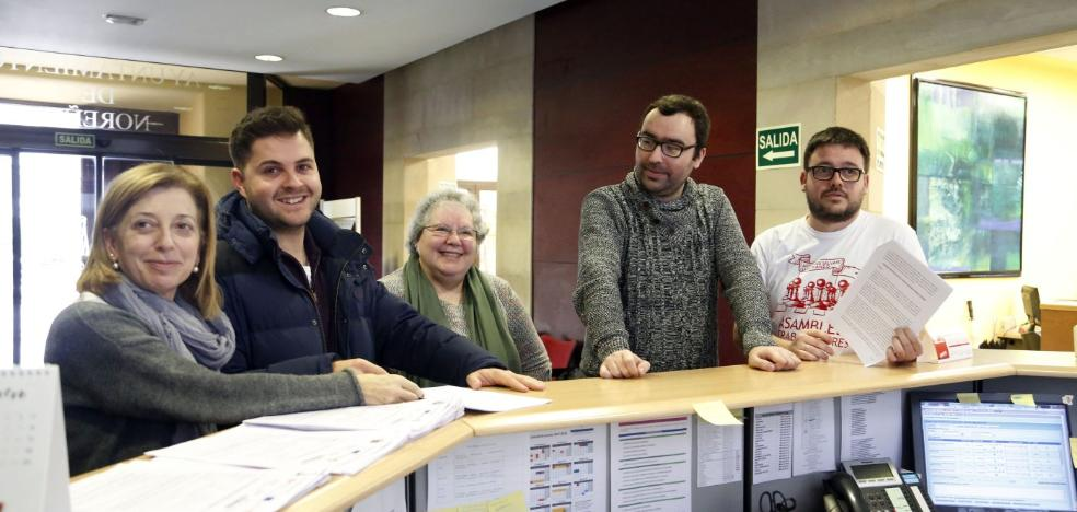 Noreña tramita la nueva ordenanza de uso del asturiano