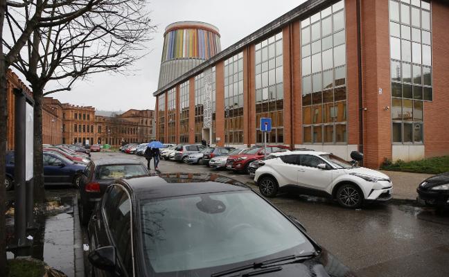 Multas y ordenación de aparcamientos en Valnalón