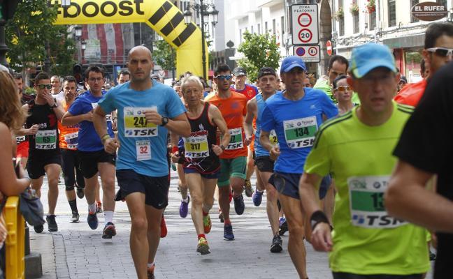 Los 10K de Avilés rendirán homenaje a la corredora Élida Fernández